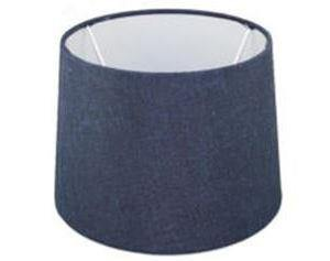 8.10.7 Tapered Lamp Shade - Burgundy Hessian - Lighting Superstore