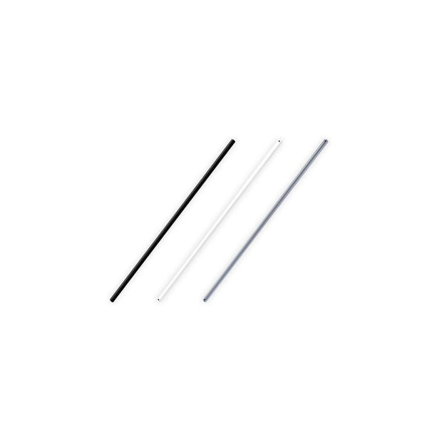 White 450mm Extension Rod - Spyda