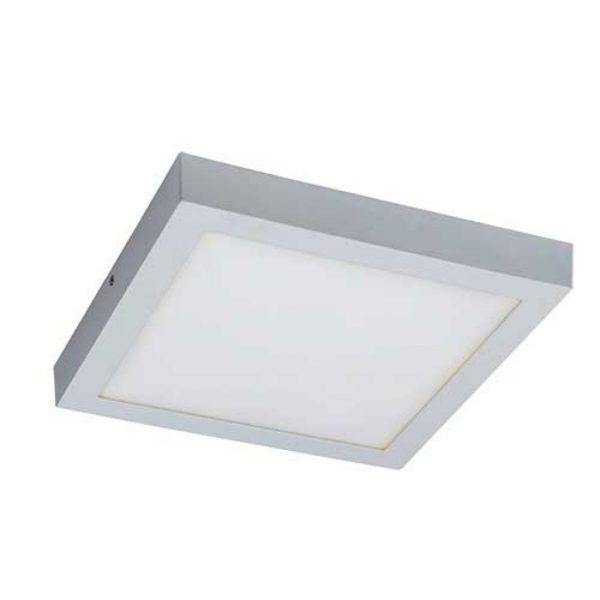Unos LED Oyster Light Square Daylight - Lighting Superstore