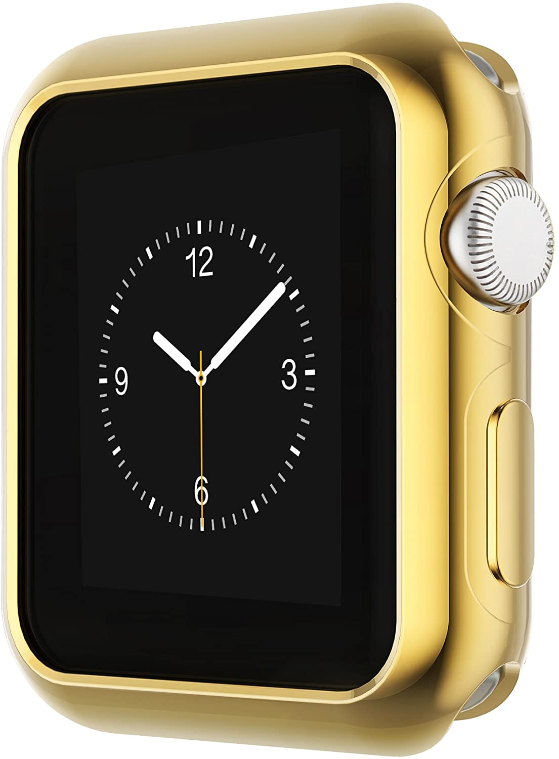 gold case for apple watch iwatch gold protective case 38mm 40mm