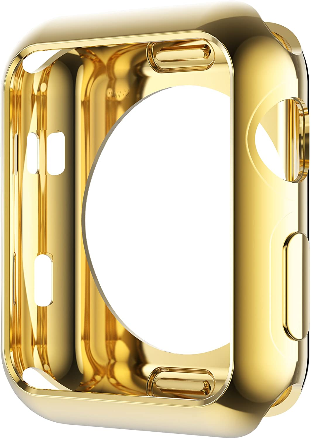 40mm series 5 gold apple watch case. iwatch cover