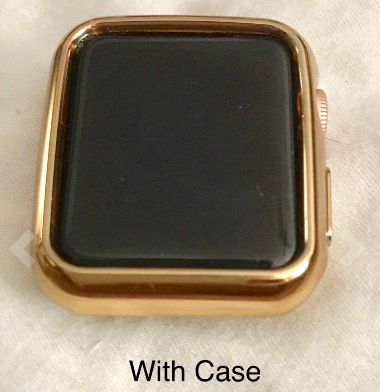 Glam Case: Gold