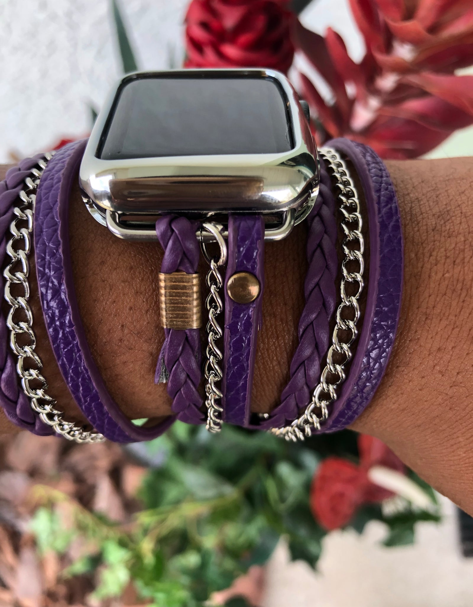 Boho Chic: Purple