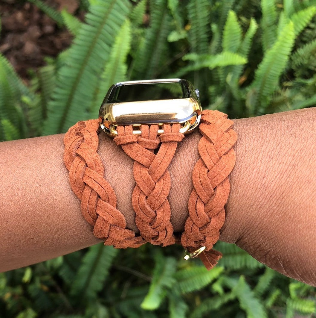 Braided Boho: Copper