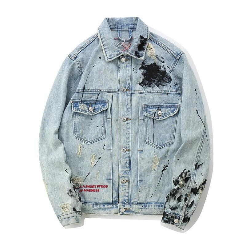 Enpitsu Denim Jacket
