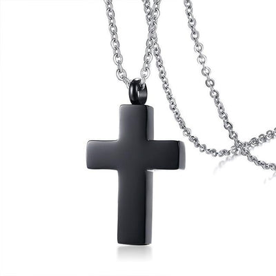 Bold Bonkers Cross Necklace - Vincere