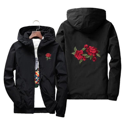 Rosa V2 Windbreaker Jacket - Vincere