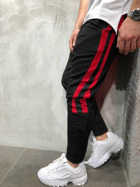 Striped out Sweatpants - Vincere