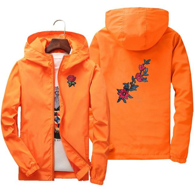 Rosa V1 Windbreaker Jacket - Vincere