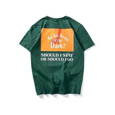 Should I Stay T-shirt - Vincere
