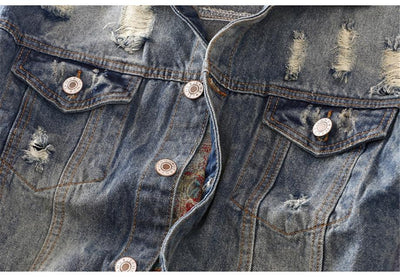 Ritual Denim Jacket - Vincere