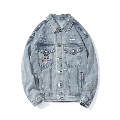 Dreamer Denim Jacket - Vincere