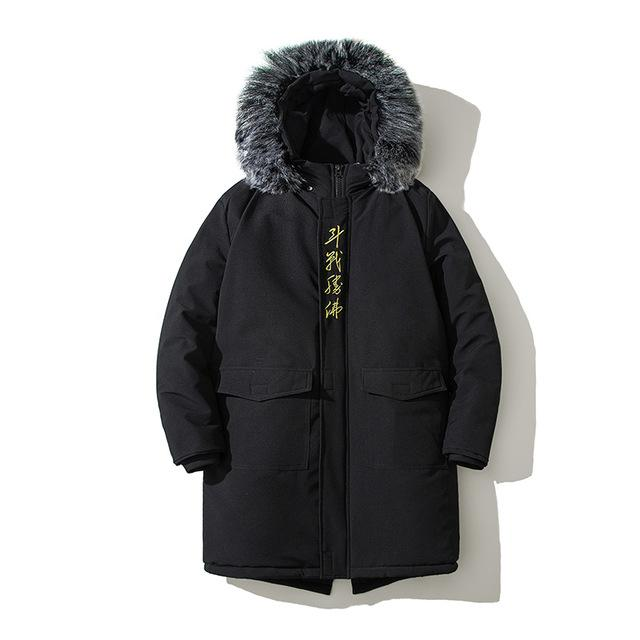 Monkey King Parka - Vincere