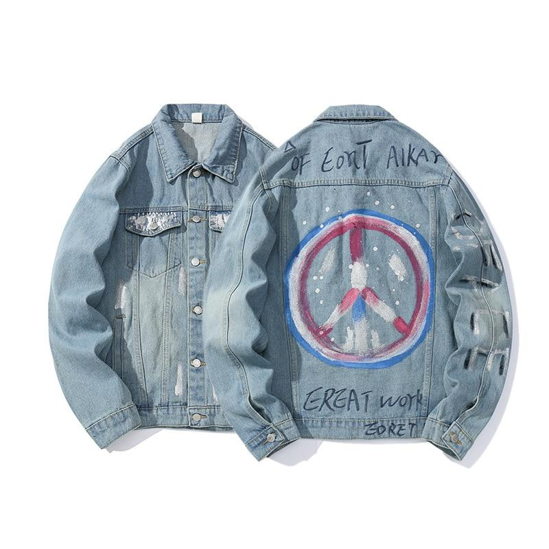 Peace Affinity Denim Jacket