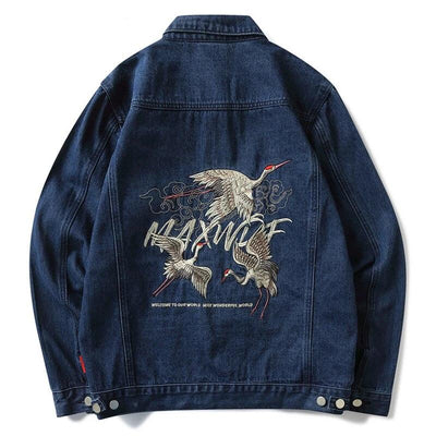 Kurenju Denim Jacket - Vincere