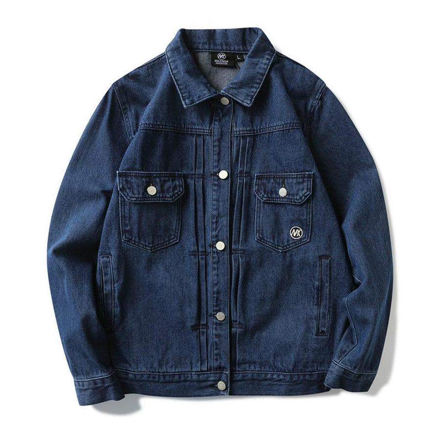 Kurenju Denim Jacket