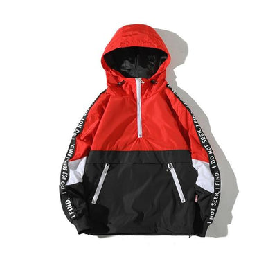 Keep Your Power Windbreaker Jacket - Vincere