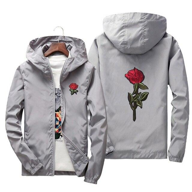 Rosa V3 Windbreaker Jacket