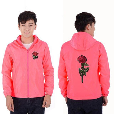 Rosa V3 Windbreaker Jacket - Vincere