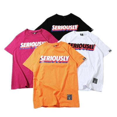 Seriously T-Shirt - Vincere