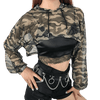 Militia Crop Top - Vincere