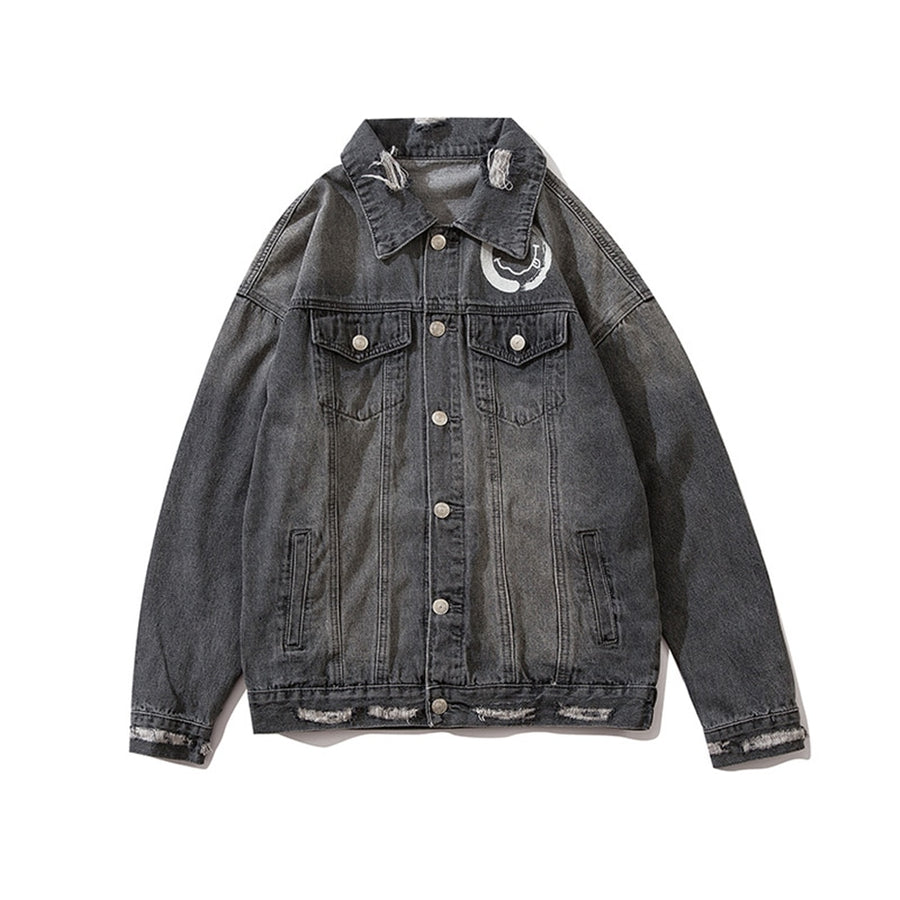 Zunge Denim Jacket