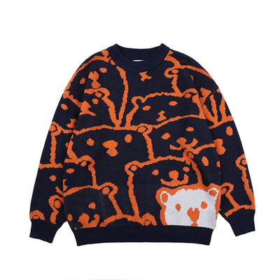 Winter Bear Sweatshirt