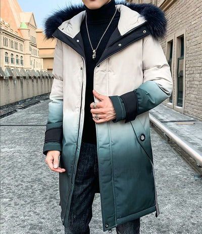 Inclinaison Parka