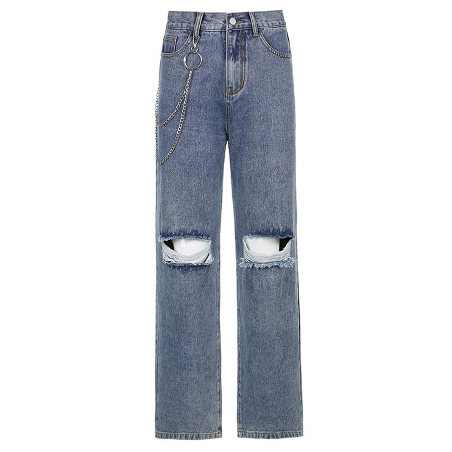Strupp Women's Denim Pants