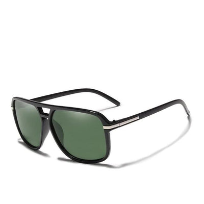 Crimson Aviator Sunglasses - Vincere
