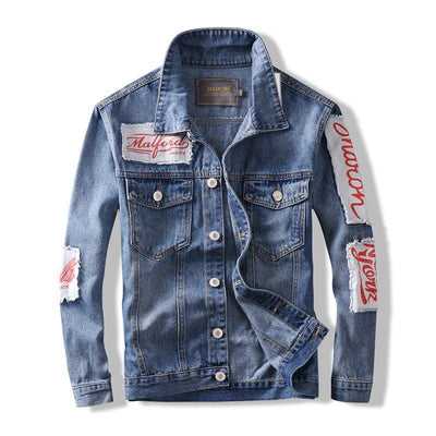 Shabishi Denim Jacket - Vincere
