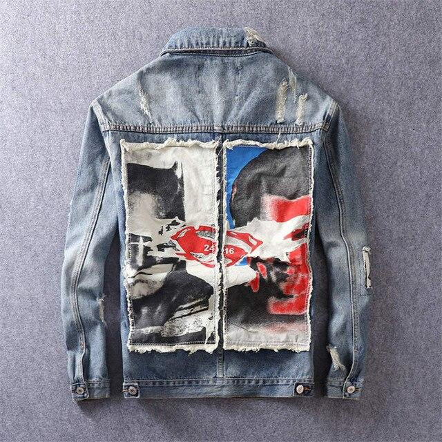 Heroes Denim Jacket