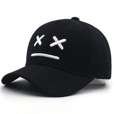 Sad Boy Baseball Cap