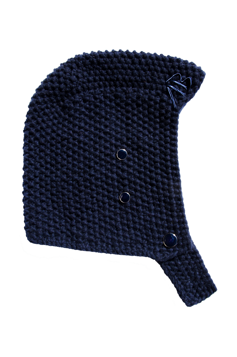 AB blue cap (buttons integrated)