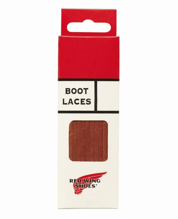 97116 Burgundy Leather Laces 80 Inch-200cm