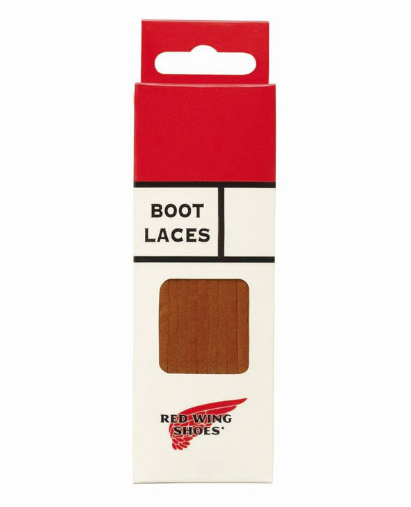 97156 Chesnut Leather Laces 80 Inch-200cm
