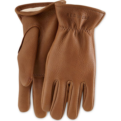 95230 Leather Glove (Gefüttert)