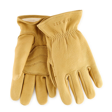 95237 Leather Glove (Gefüttert)