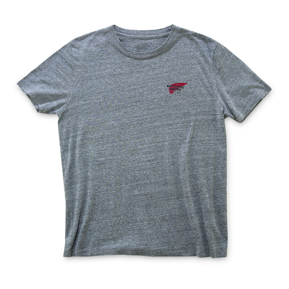 97404 Grey Logo T-Shirt