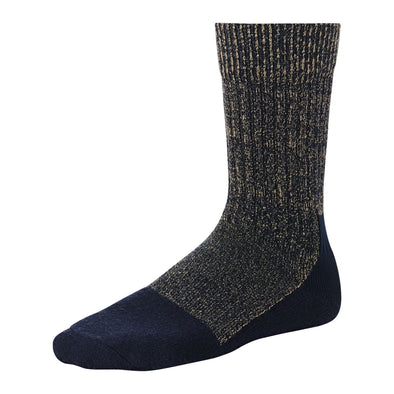 97174 Deep Toe Capped Sock Navy