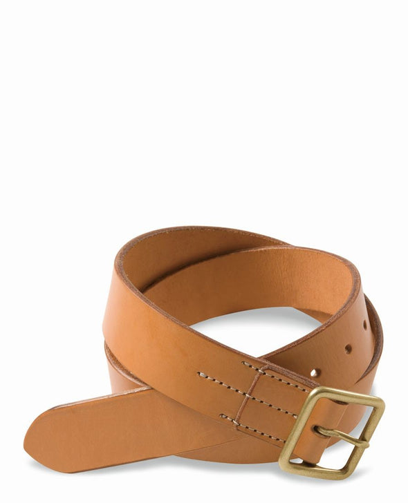 96563 Vegetable-Tanned Leather Belt