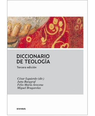 Diccionario de Teología (Dictionary of Theology) - USA Madrid