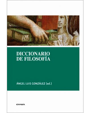Diccionario de Filosofia (Dictionary of Philosophy) - USA Madrid