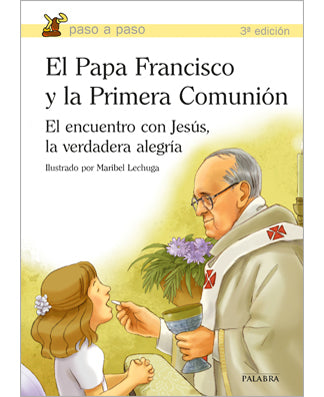 El Papa Francisco y la Primera Comunion (Pope Francis and First Communion) - USA Madrid