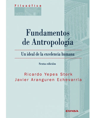 Fundamentos de antropologia (Fundamentals of Anthropology) - USA Madrid