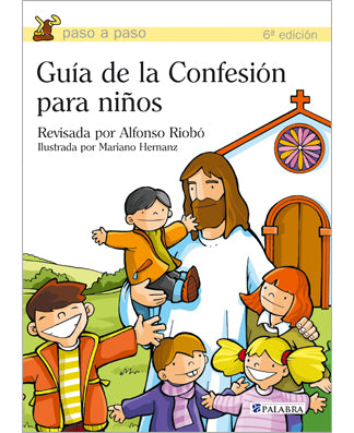 Guia de la confesión para niños (Guidebook on Confession for Children) - USA Madrid