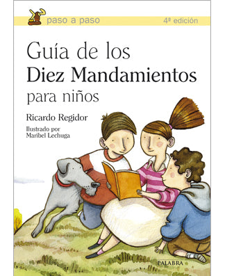 Guía de los Diez Mandamientos (Guide on the Ten Commandments) - USA Madrid