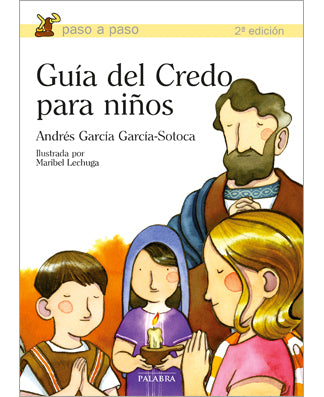 Guia del Credo para niños (Guide on the Creed for Children) - USA Madrid