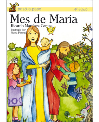 Mes de María (Month of Mary) - USA Madrid