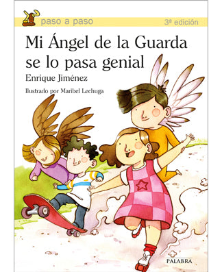 Mi ángel de la guarda se lo pasa genial - USA Madrid
